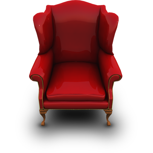 red couch icons free icons in archigraphs collection. Black Bedroom Furniture Sets. Home Design Ideas