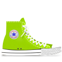 converse,lime