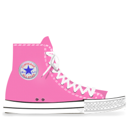 Converse Rose Icon Png Ico Or Icns Free Vector Icons