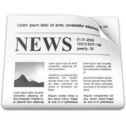 Newspaper Icon Png Ico Or Icns Free Vector Icons