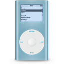 ipod,mini,blue