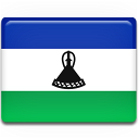lesotho,flag,country