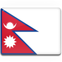 nepal,flag,country