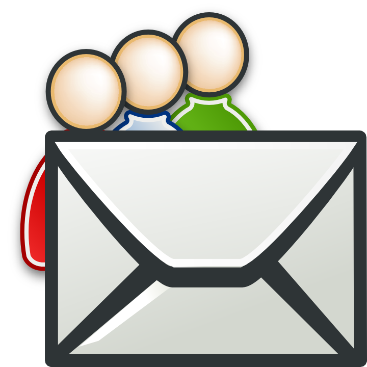 send-email-group icons, free icons in RRZE, (Icon Search ...