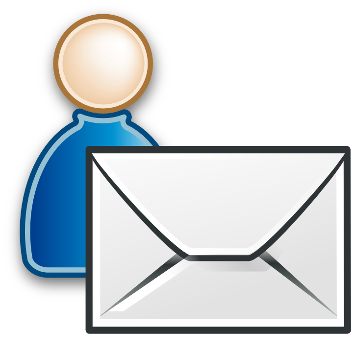 send-email-user-letter icons, free icons in RRZE, (Icon ...