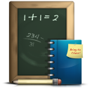 school,school work icon,learn,education,teaching,teach,board,chalk