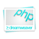 dreamweaver,php,file,paper,document
