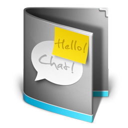 chat,folder,talk,comment,speak