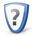 question,shield,help,protect,guard,security